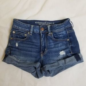American Eagle Outfitters Short Strech